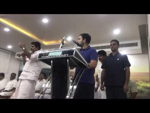 Shri Rahul Gandhi addresses media in Wayanad, Kerala