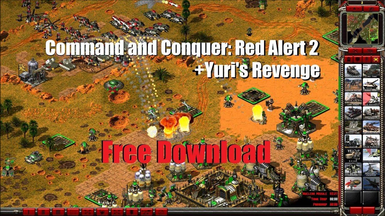 Download Game Pc Red Alert 3 Rip