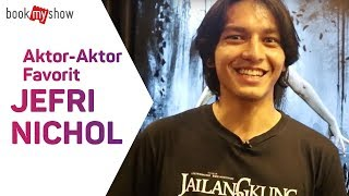 Download Video Aktor-Aktor Favorit Jefri Nichol - BookMyShow Indonesia MP3 3GP MP4