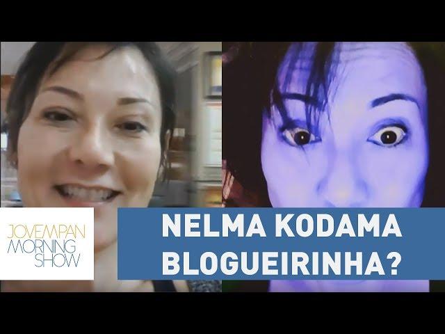 """Lembra de Nelma Kodama? Ex-amante de Youssef tem vida de """"blogueira com tornozeleira"""" no Instagram"""