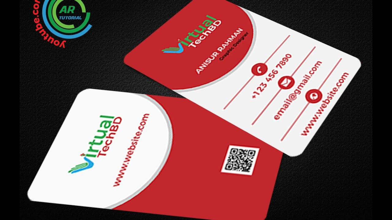how to make professional business card mock up round business card - Round Business Cards