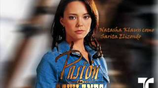 SoundTrack 4 PASION DE GAVILANES - Fiera inquieta (Version lenta/pop)