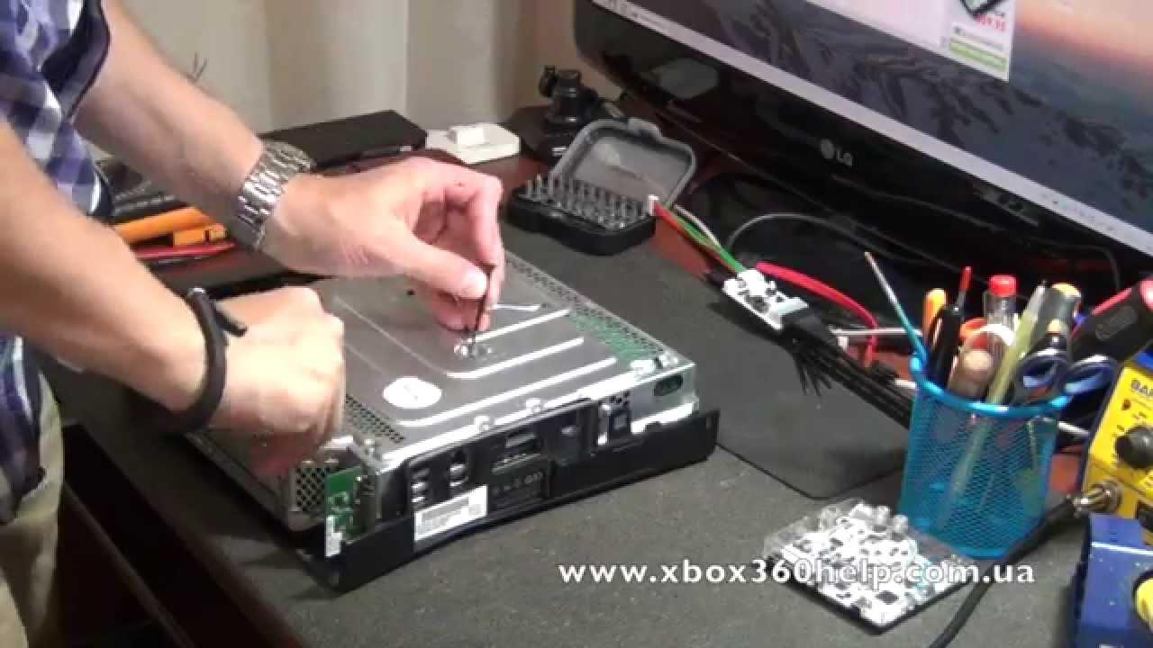 инструкция перепрошивка привода lite on xbox 360