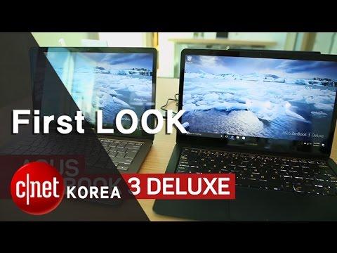 """""""13인치 노트북에 14인치 디스플레이를?"""" 에이수스 젠북 3 디럭스 Asus Zenbook 3 Deluxe"""