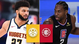 Check out highlights from game 1 of the nba western conference semifinals between jamal murray, nikola jokic and denver nuggets against kawhi leonard, pa...