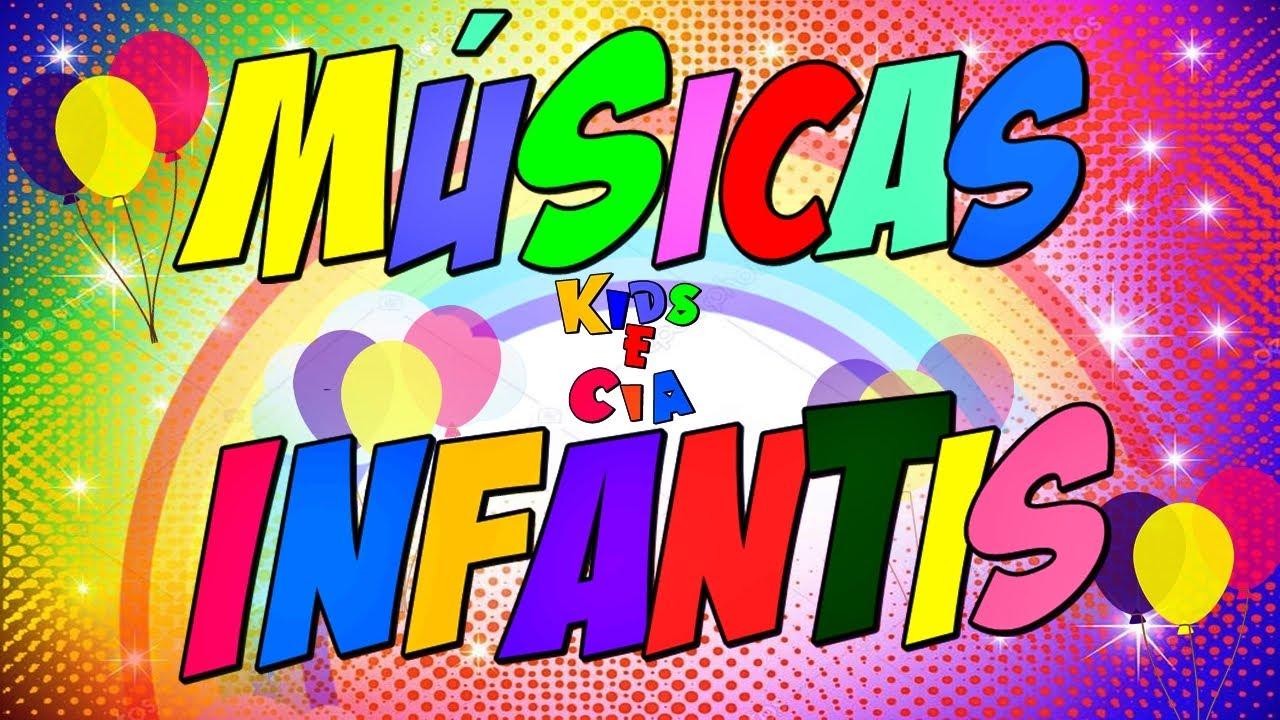 musicas infantis para aniversario