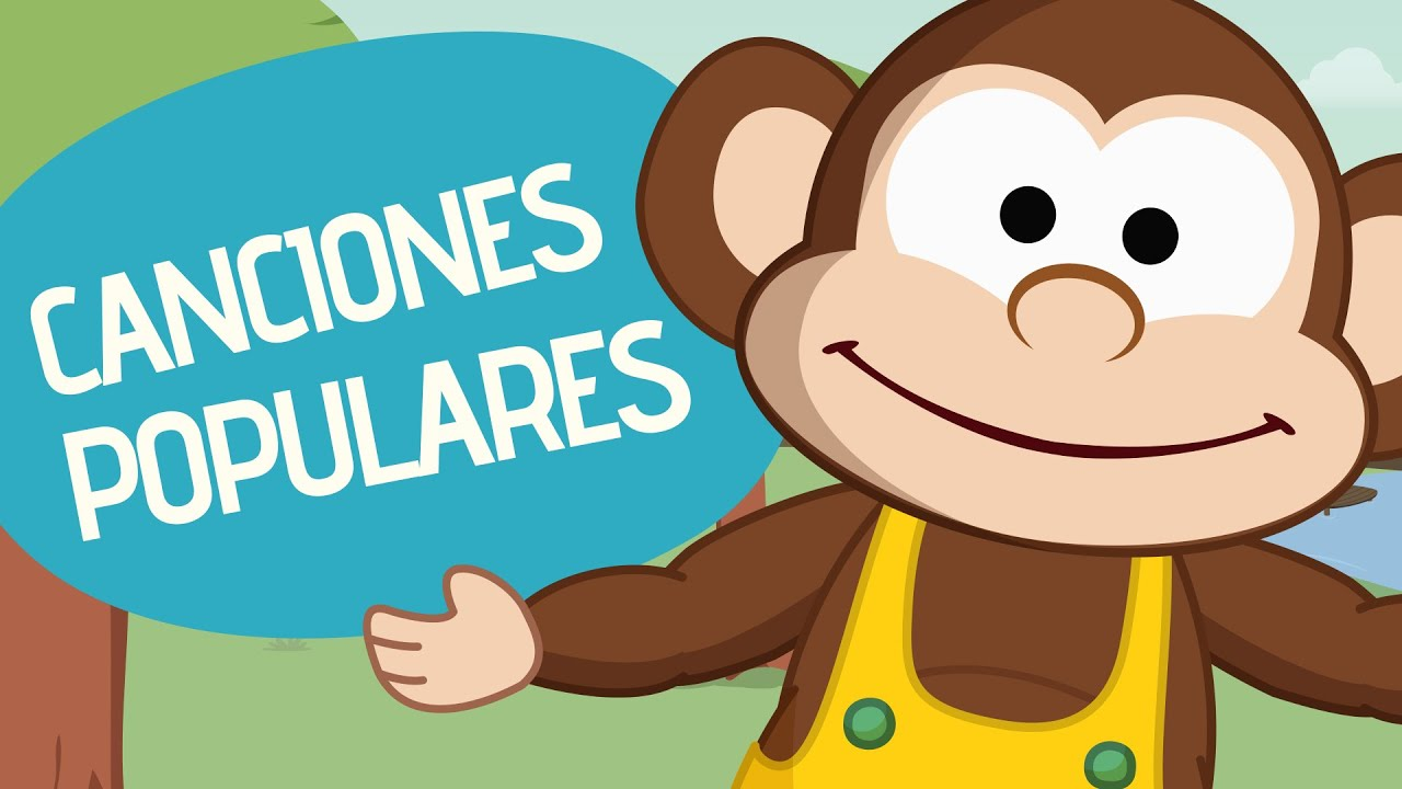 Canciones Infantiles Populares  Toobys Youtube