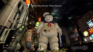 We ain't afraid of no ghosts and neither is this video preview for ghostbusters the game! read more: http://www.gamespot.com/6209948features & reviews ...