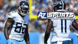Delanie Walker sounds off with a ridiculous take about the Titans \u0026 the Hall of Fame