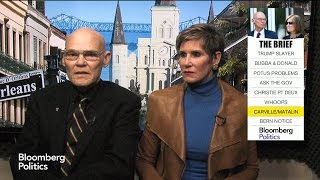 Carville: Bernie Sanders Could Win IA & NH