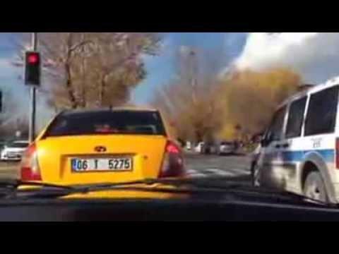 Garaoğlan Gürkan Demirez-Bmw E30 Polisin Çaprazında Kesici