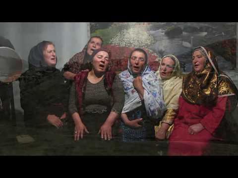 Песни от Гаджимурада Санжинского  Поют горянки с.  Худуц Дахадаевского р  Дагестан