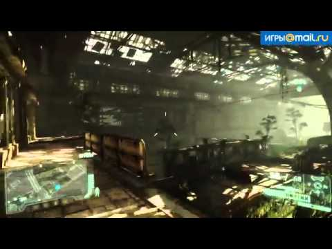 Видеообзор Crysis 3