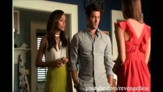 Revenge Deleted Scene: Ashley, Daniel and Charlotte #1