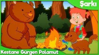 Kestane Gürgen Palamut Çocuk Şarkısı  Okul Öncesi Çocuk ve Bebek Şarkıları