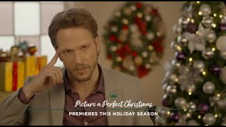 Behind the Scenes: Picture a Perfect Christmas + Teaser Trailer | Jon Cor