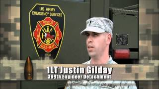 Army Firefighters