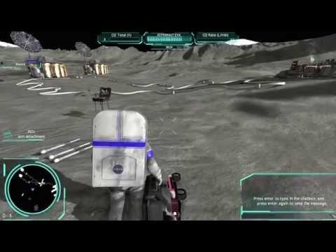 Moonbase Alpha - Lunar Repairman Simulator