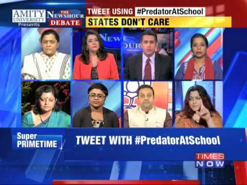 The Newshour Debate: Is your child safe? - Part 1 (10th Nov 2014)