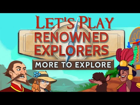 Let's Play Renowned Explorers: More to Explore 01 - Small Mistakes