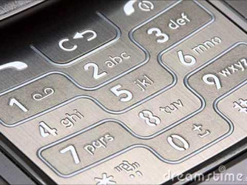 Cell Phone Keypad Sound Effect