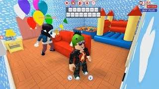 ROBLOX: IL MIO MOTHER CAME TO VISIT ME E I MADE A WELCOME PARTY!! (MeepCity)