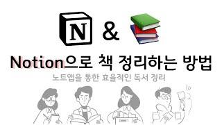 생산성 최강 메모 앱, Notion으로 책 정리하는 법