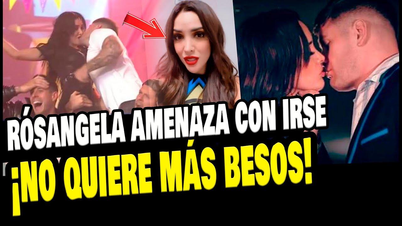 Download RÓSANGELA ESPINOZA EXIGE QUE NO HAYA MÁS BESOS CON PANCHO RODRIGUEZ EN EEG