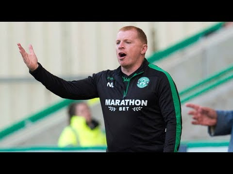 HFCvAFC | NEIL LENNON POST-MATCH INTERVIEW