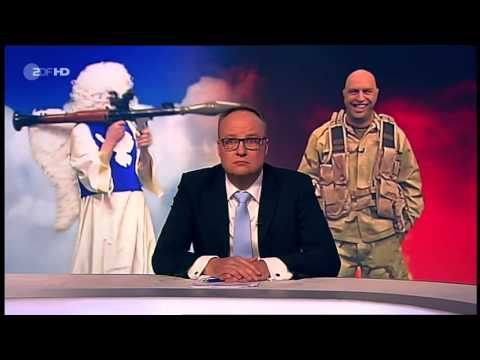 Heute Show HD ZDF 04.12.2015