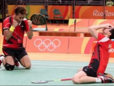 Akhirnya Indonesia Rebut Medali Emas, Owi/Butet Taklukan Malaysia 2 Set Sekaligus