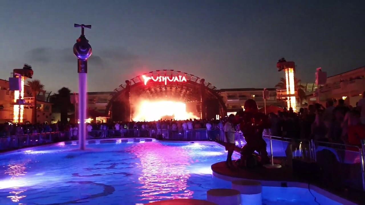 Download Ushuaia | big by DAVID GUETTA / AFROJACK in ibiza 2019