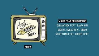 Art-X - Heady Tunes [Full EP]