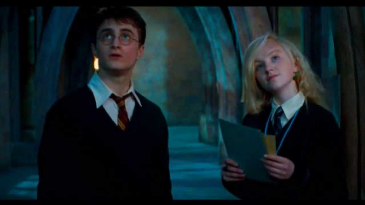 Image result for luna and harry