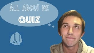 All About Me Quiz