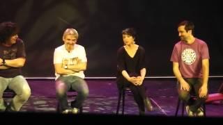 Partička [1080p HD]  - Broadway - Jedno slovo + před Nespokojeným režisérem - 9.12.12 (20:00)