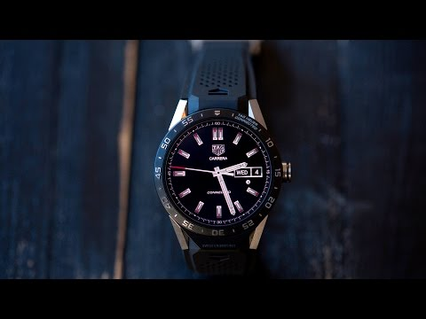 Kevin Rose On The TAG Heuer Connected Smartwatch