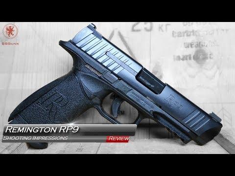 Remington RP9 Shooting Impressions
