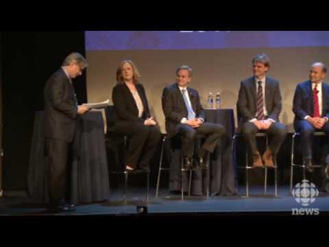 Vancouver 2017 Conservative Party of Canada Leadership Debate
