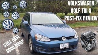 2015 Volkswagen Golf TDI FULL Review... So Good!