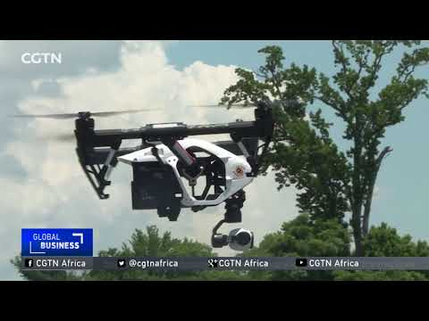 Kenya's Nairobi to use drones for parking fees enforcement
