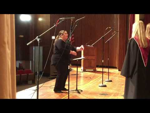 Jacquelyn DiMarco, Music Education PhD Applicant: Performance Video