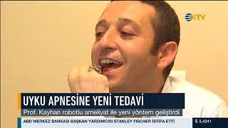 Aşırı Horlama ve Uyku Apnesi Tedavisi - Prof. Dr. Fatma Tülin Kayhan