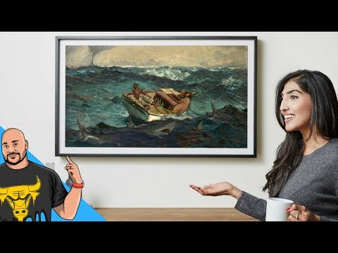 Depict Frame Review: Museum-Quality Art for Your Smart Home!