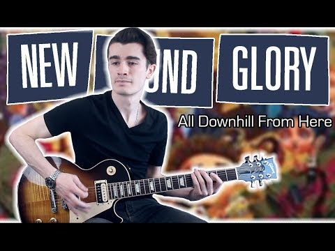 New Found Glory - All Downhill From Here (Guitar & Bass Cover w/ Tabs)