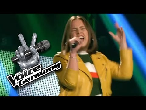 Ex's & Oh's - Elle King | Mathea Höller Cover | The Voice of Germany 2016 | Blind Audition