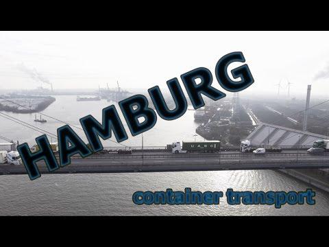 Container Transport Hamburg