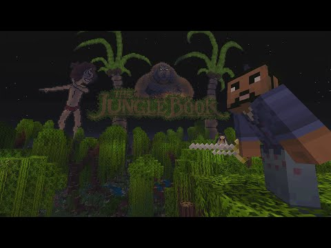 Minecraft Xbox - Murder Mystery - The Jungle Book (2)