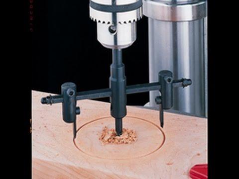 Cutting Circles Drill Press EP#41