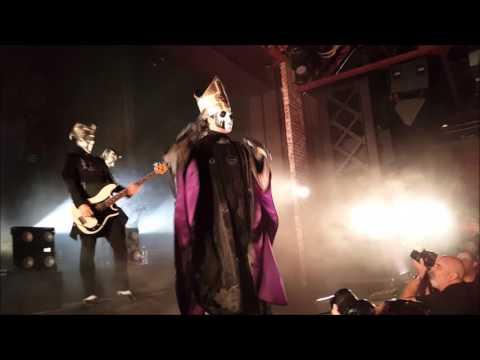 GHOST Live at Iron City,  Birmingham, AL 5/2/16 HIGHLIGHTS - HD